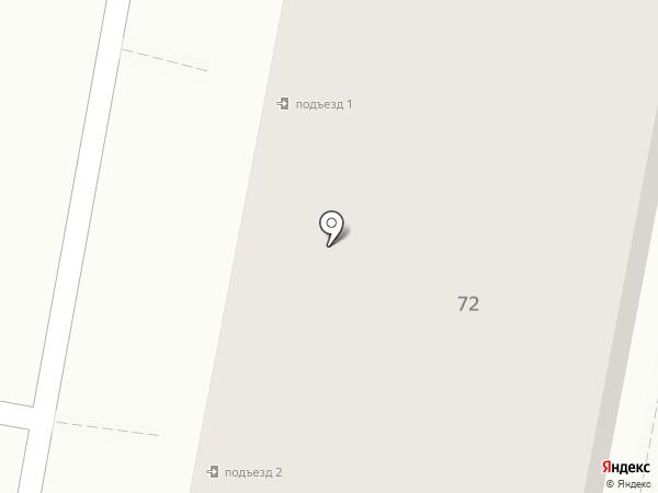 Автожидкость на карте Иваново