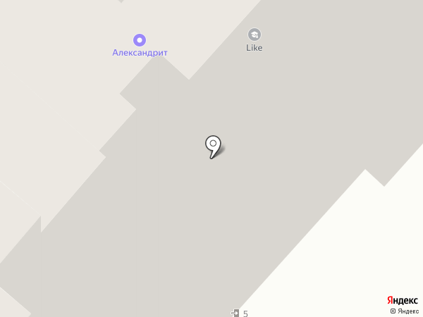 Александрит на карте Иваново
