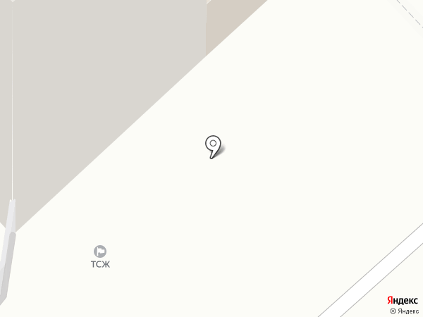 Квартал на карте Иваново