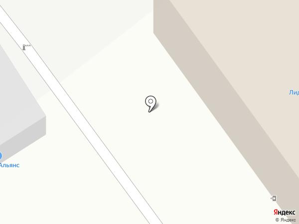 Промстиль на карте Иваново