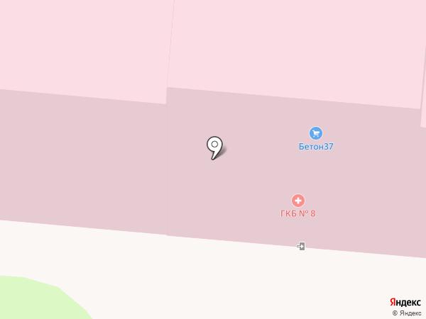 Морг на карте Иваново