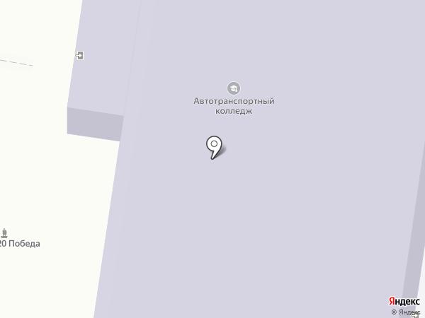 ИАТК на карте Иваново