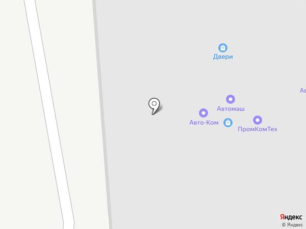 Иваново Техно-Сервис на карте Иваново