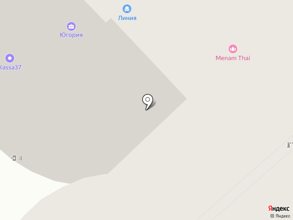 Натали Турс на карте Иваново
