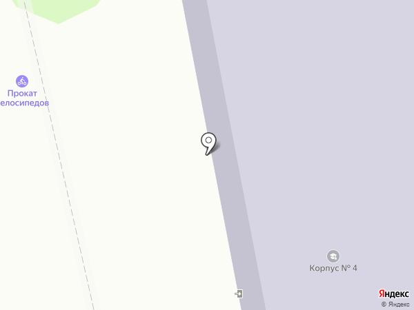 Ивановский государственный университет на карте Иваново