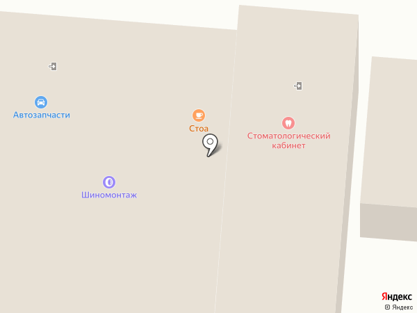 ГК Двери на карте Иваново