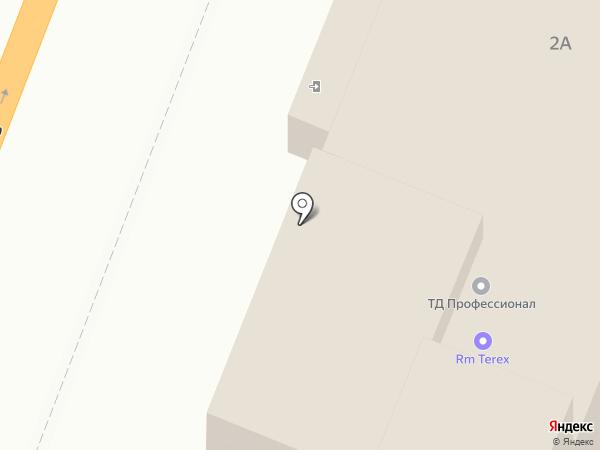 ТД Профессионал на карте Иваново