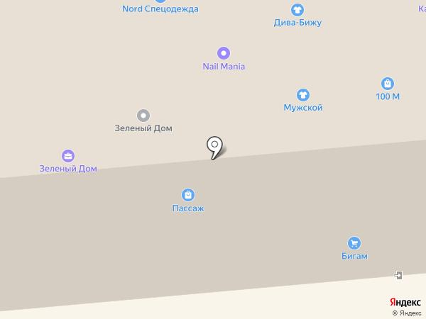 Виксавто на карте Костромы