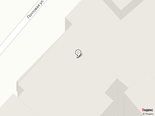 Магазин структурных обоев на карте Иваново