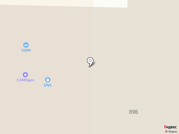 Магазин мебельной фурнитуры на карте Костромы