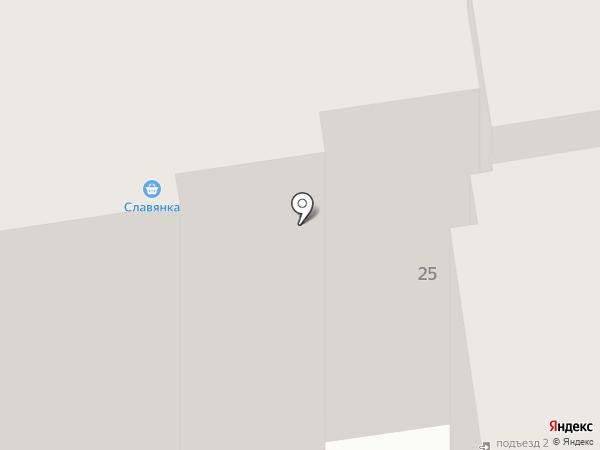 Магазин канцтоваров на карте Иваново