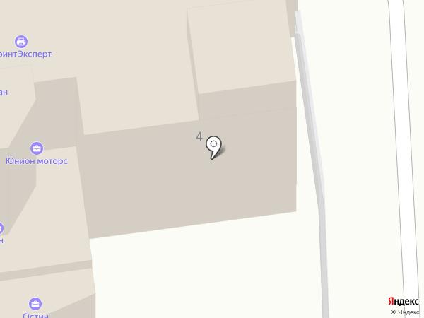 ТИМА на карте Иваново