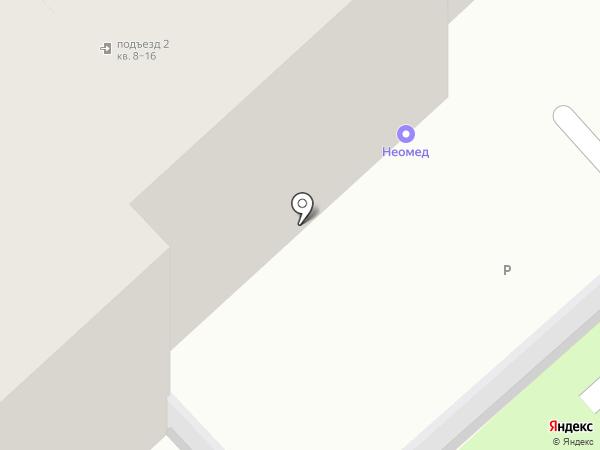 Сыскное бюро на карте Иваново