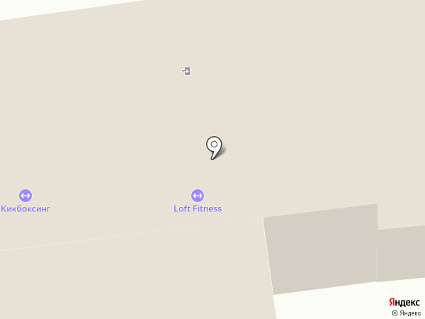 LOFT FITNESS на карте Иваново