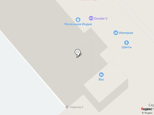 Сакура на карте Иваново