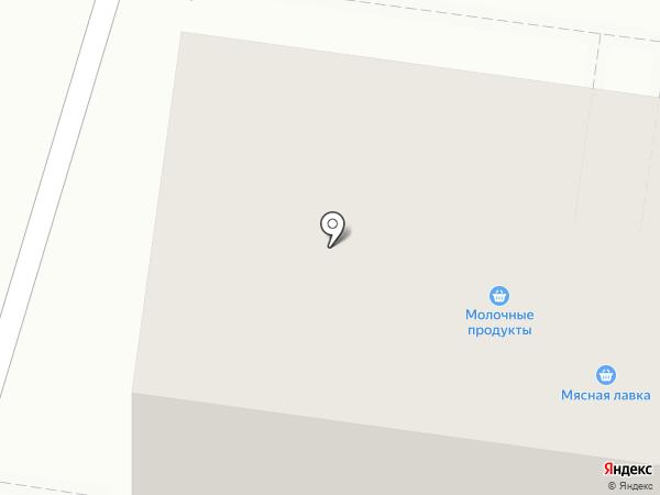 Мясная лавка на карте Иваново