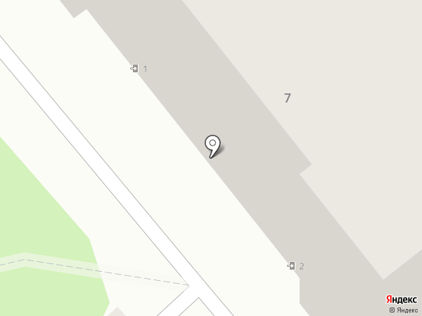 ГЕО на карте Иваново