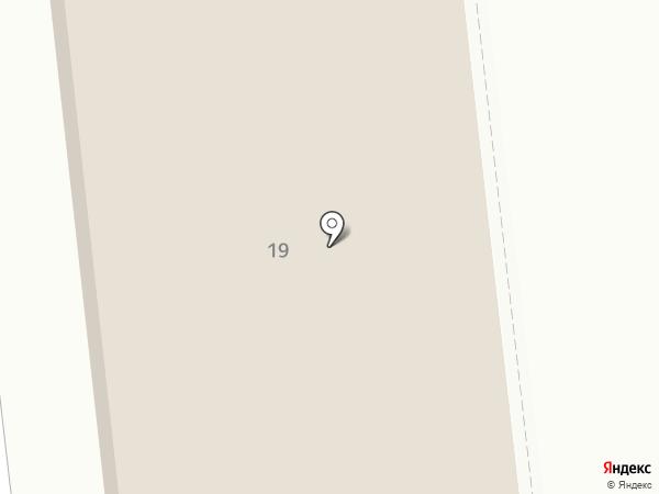 Тукан на карте Иваново