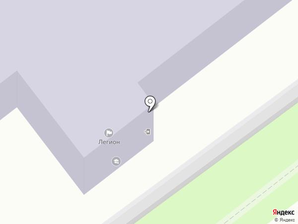 Ивановский городской Дворец детского и юношеского творчества на карте Иваново