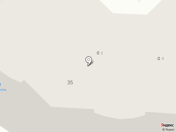 Адвокатский кабинет Соснина С.А. на карте Костромы