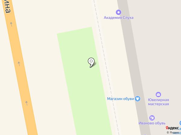 Стрижка на карте Иваново