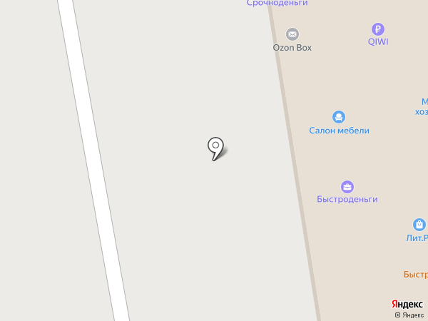ЭкспрессДеньги на карте Иваново