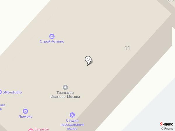 ТексильГид на карте Иваново