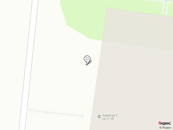 Кондитерская на Воронина на карте Иваново