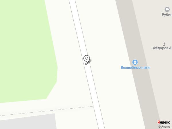 Рубин, ТСН на карте Иваново