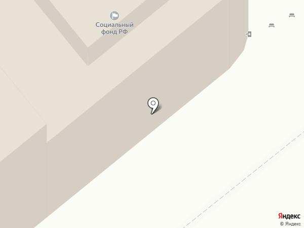 Управление Пенсионного фонда Российской Федерации в г. Иваново на карте Иваново