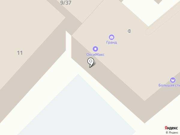 Оксимакс на карте Иваново