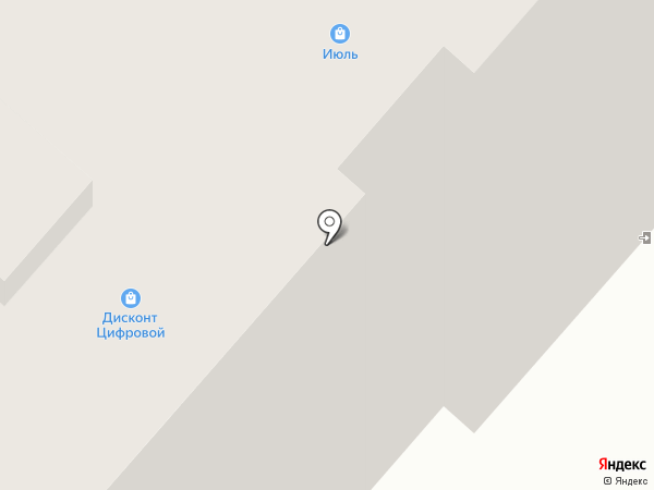 Юся.рф на карте Иваново