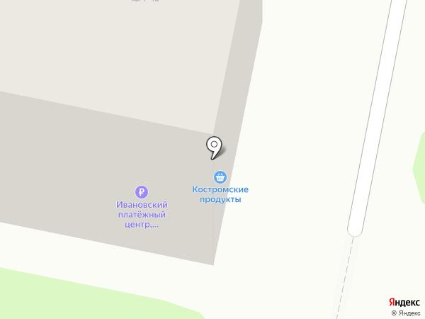 Игрушки-неревушки на карте Иваново