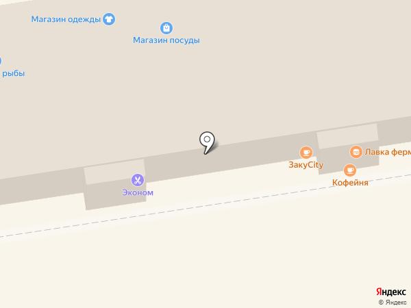 В пельмень на карте Иваново