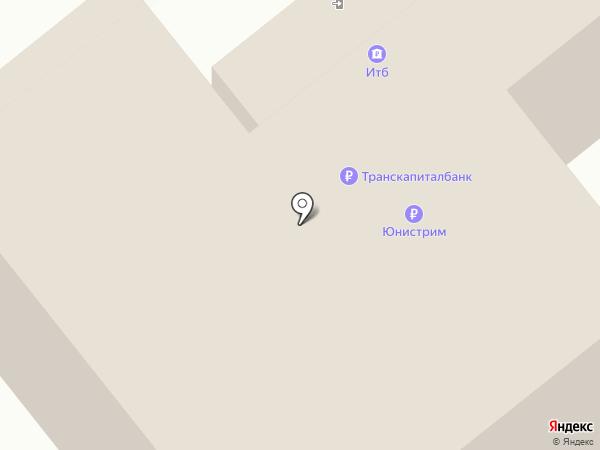 Банкомат, АКБ Инвестторгбанк, ПАО на карте Иваново