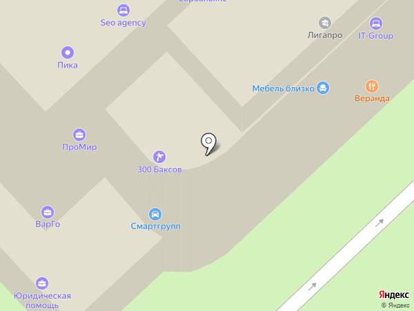 KVADROCITY на карте Иваново