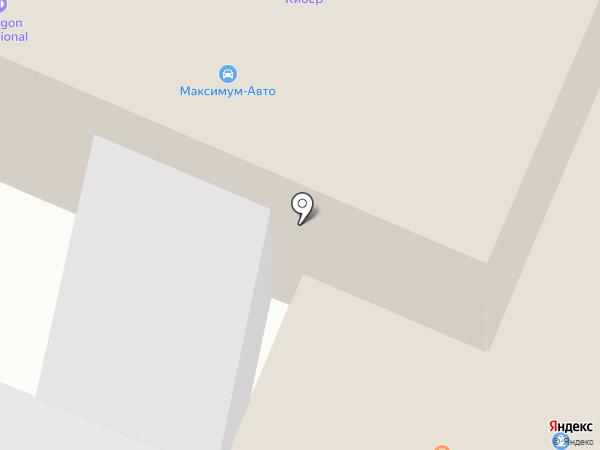 Центр Авто на карте Костромы