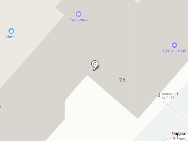 Монтажтелеком на карте Иваново