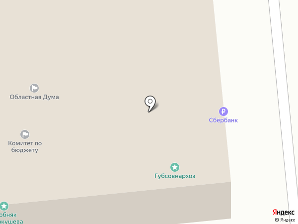 Управление по работе с документами и контролю на карте Иваново
