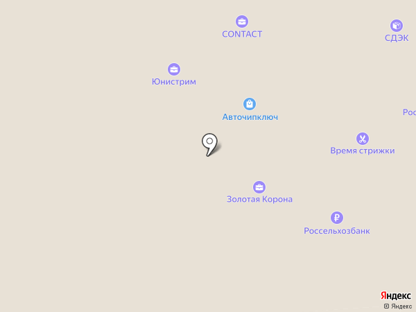 АКБ АВАНГАРД на карте Иваново