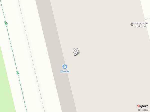 Техносфера на карте Иваново