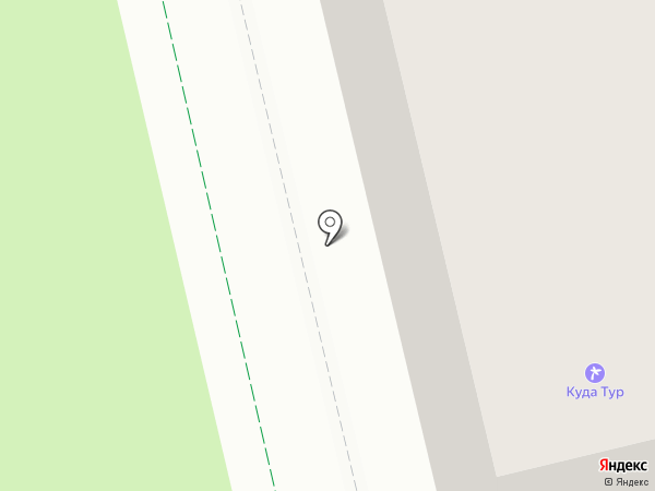 Кристалл Лефортово на карте Иваново