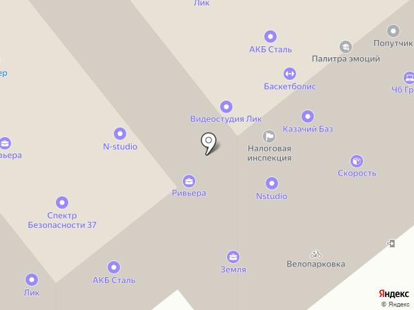 Институт Гипроагротехпром на карте Иваново