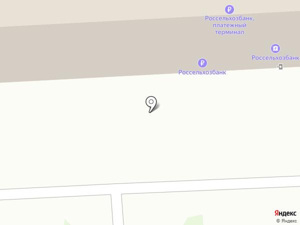 Банкомат, Россельхозбанк на карте Иваново