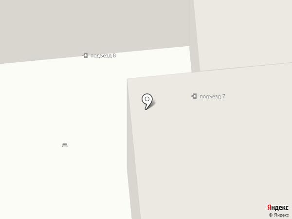 Луч на карте Иваново