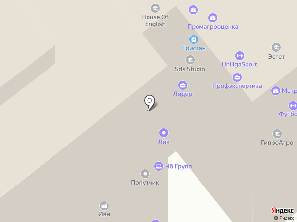 ИВН на карте Иваново