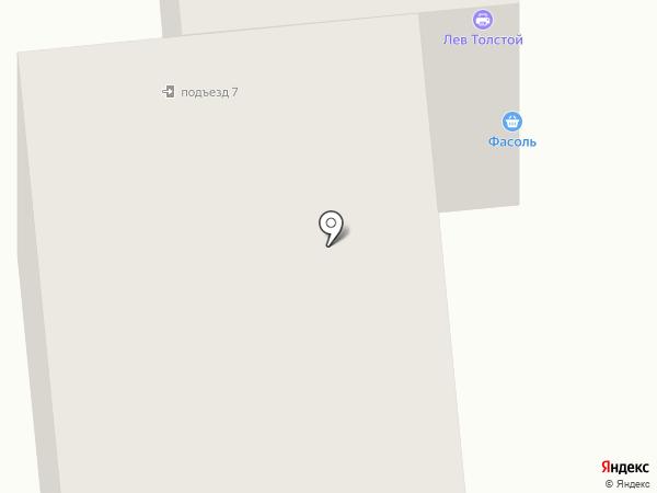 Джемка на карте Иваново