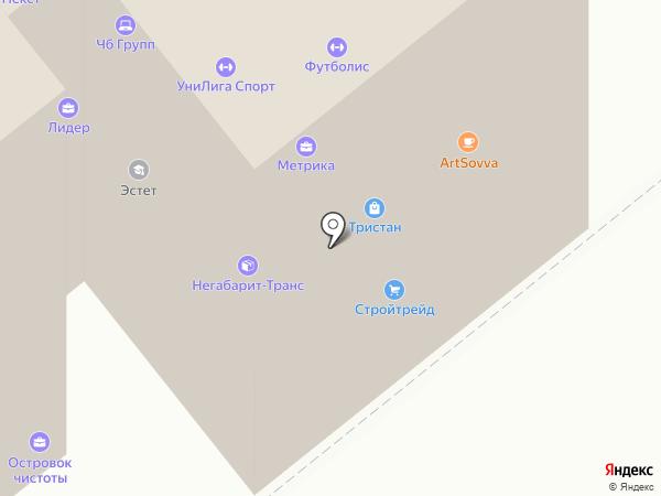 НБ ТРАСТ на карте Иваново