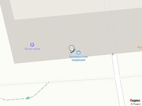 Флория на карте Иваново