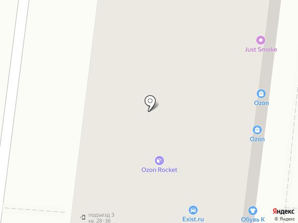 JetMoney на карте Иваново